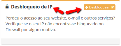 Desbloqueio de IP via Widget