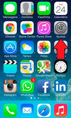 Configurar Email cPanel no IPhone e IPAD